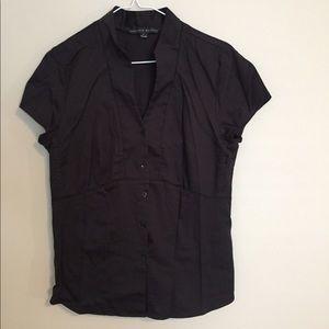 BOGO Antonio Melani Short-Sleeve Button-Down Shirt